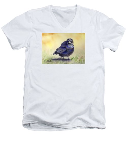 Judy's Raven Men's V-Neck T-Shirt