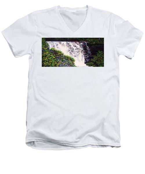 Kakabeca's Concertillion Men's V-Neck T-Shirt