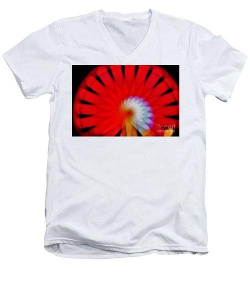 Kaleidoscope6 Men's V-Neck T-Shirt