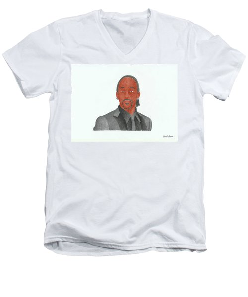 Katt Williams Men's V-Neck T-Shirt