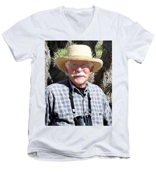 Keith Axelson Men's V-Neck T-Shirt