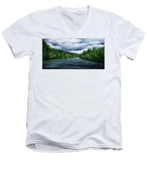 Kenai Men's V-Neck T-Shirt