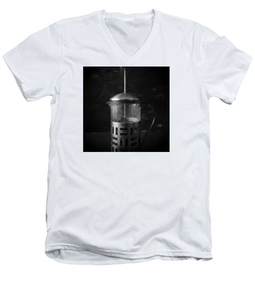 Kettle Men's V-Neck T-Shirt