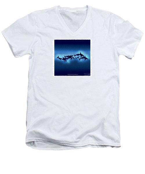 Killer Pod Men's V-Neck T-Shirt