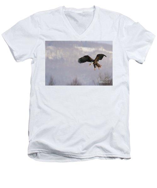 King Of Heavens Men's V-Neck T-Shirt