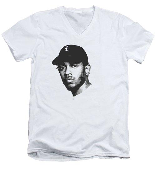 KL Men's V-Neck T-Shirt