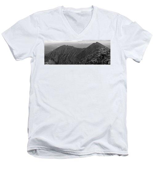 Knife Edge Men's V-Neck T-Shirt