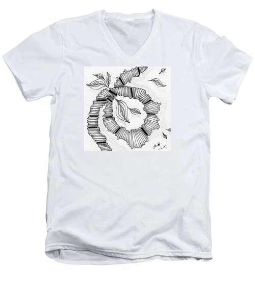 Knot Today, Please Men's V-Neck T-Shirt