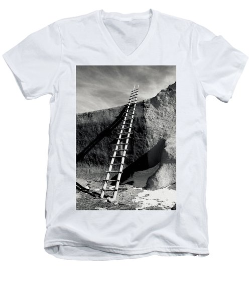 Ladder To The Sky Men's V-Neck T-Shirt