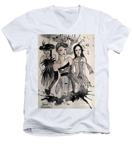 Ladies Galore Men's V-Neck T-Shirt