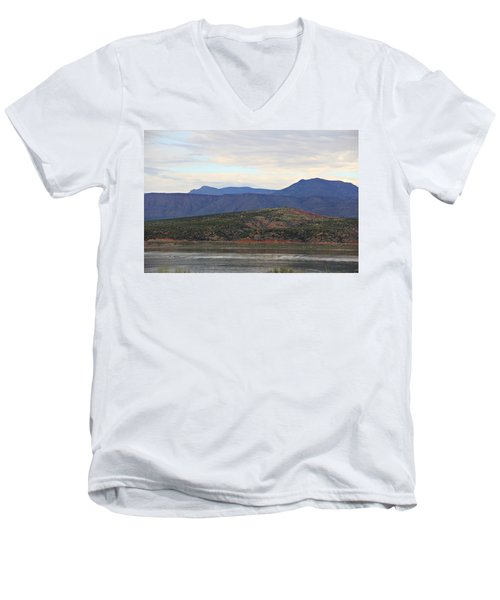 Lake Roosevelt 1 Men's V-Neck T-Shirt