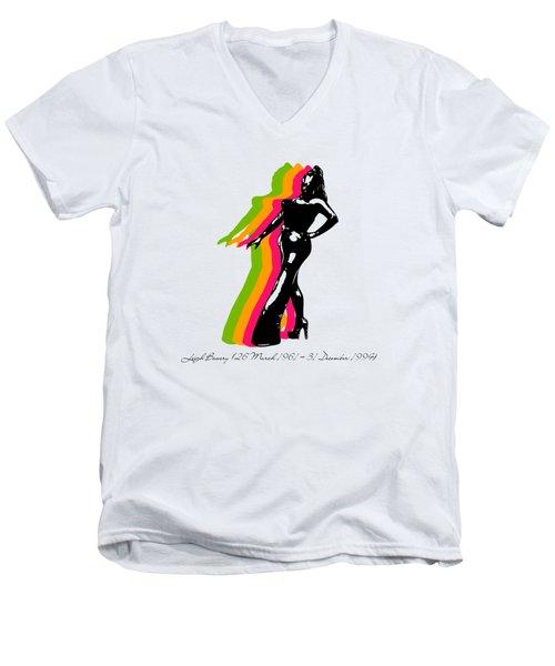 Leigh Bowery 5 Men's V-Neck T-Shirt