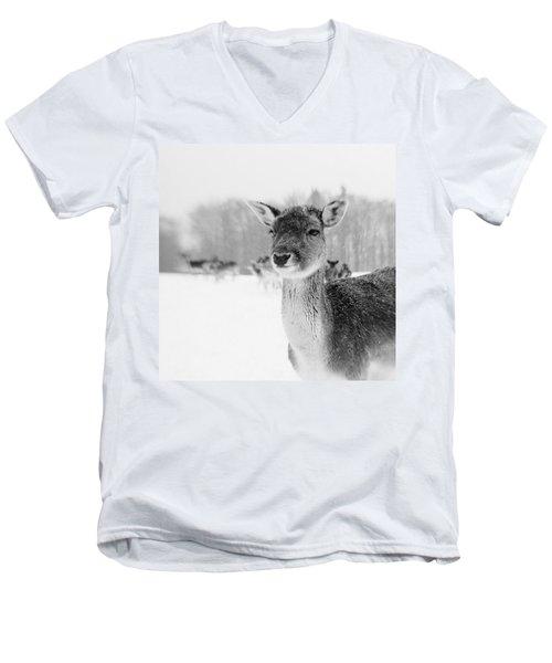 #lensbaby #composerpro #sweet35 Men's V-Neck T-Shirt