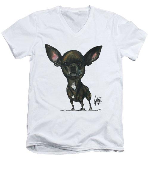 Leroy 3972 Men's V-Neck T-Shirt