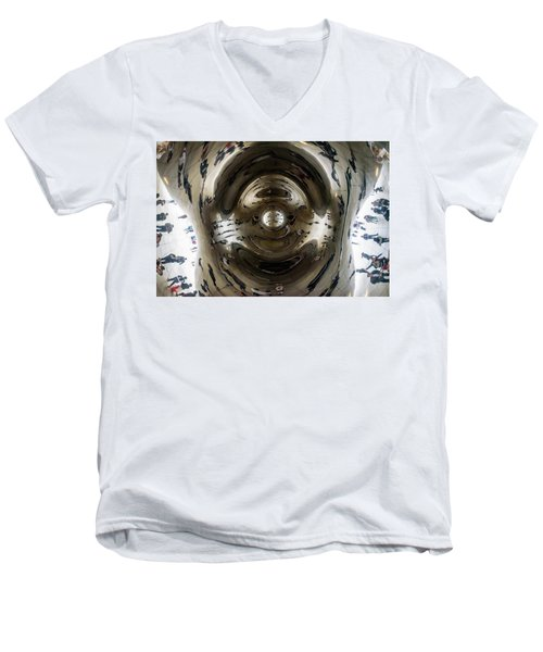 Let's Do The Time Warp Again Men's V-Neck T-Shirt