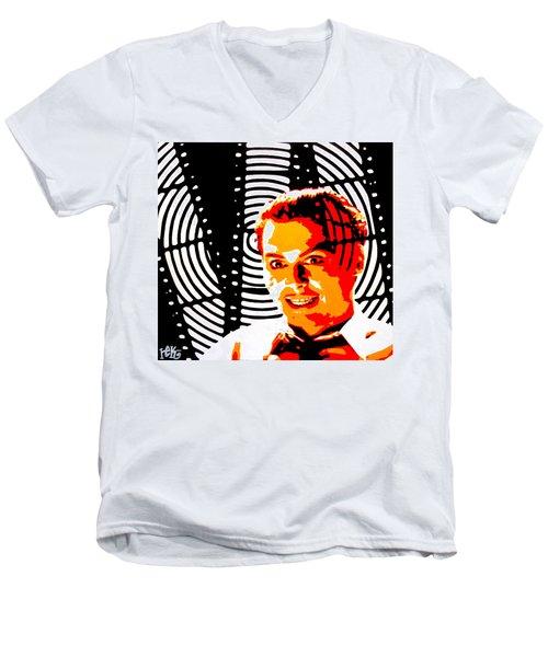 Let's Make A Picture Men's V-Neck T-Shirt