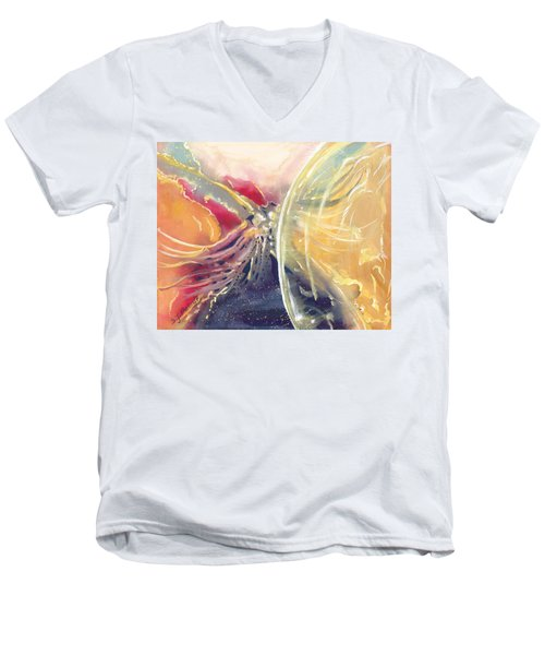 Life Everafter Men's V-Neck T-Shirt
