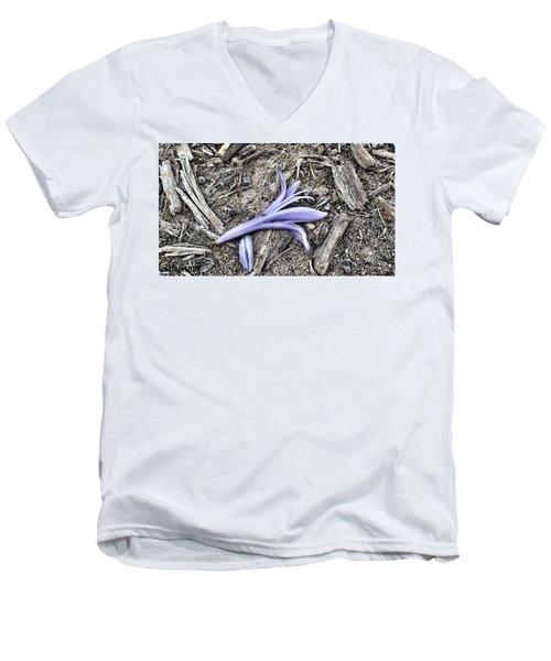 Lifeless Beauty Men's V-Neck T-Shirt