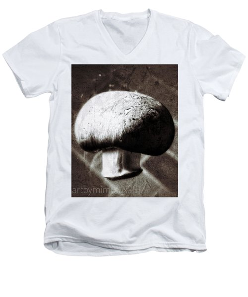 Light And Shadow 9 Men's V-Neck T-Shirt