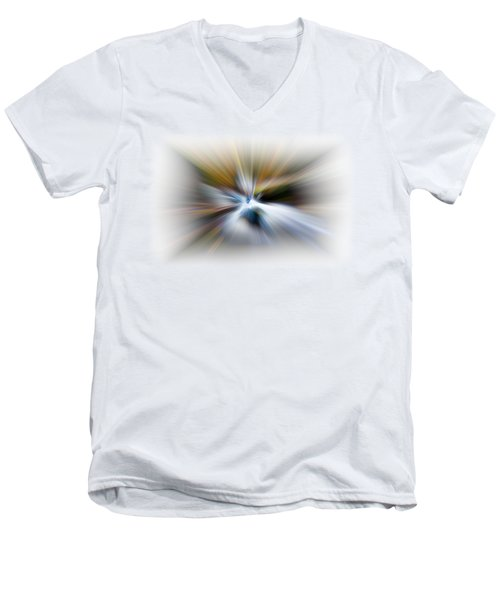 Light Angels Men's V-Neck T-Shirt