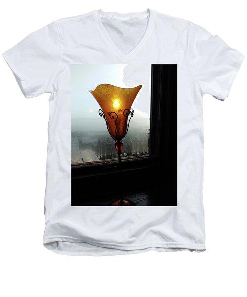 Light In The Dark Men's V-Neck T-Shirt