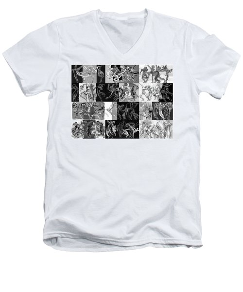 Movimento Men's V-Neck T-Shirt