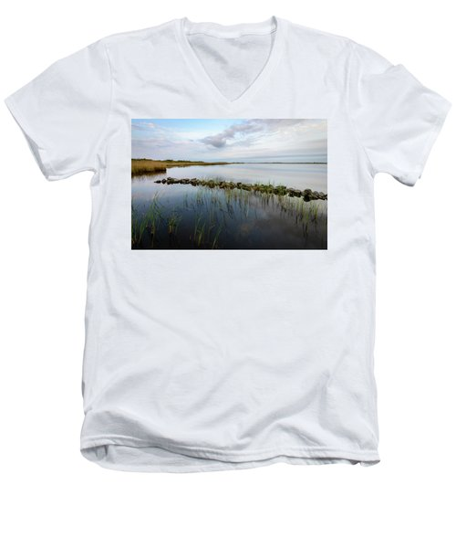 Little Jetty Men's V-Neck T-Shirt