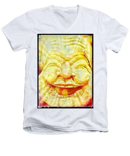 Live, Love, Laugh Men's V-Neck T-Shirt