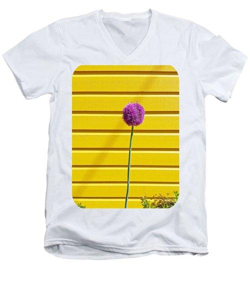 Lollipop Head Men's V-Neck T-Shirt