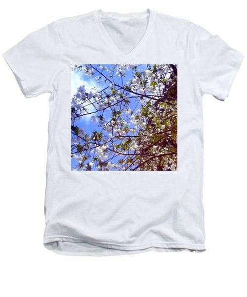 Lomography Spring Berlin Men's V-Neck T-Shirt by Art Photography