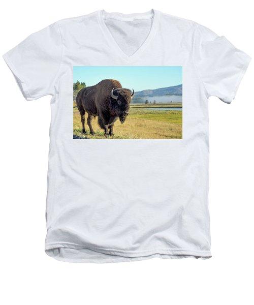 Lonely  Men's V-Neck T-Shirt