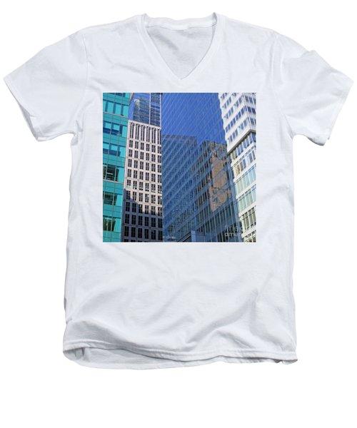 Look Through Any Window Men's V-Neck T-Shirt