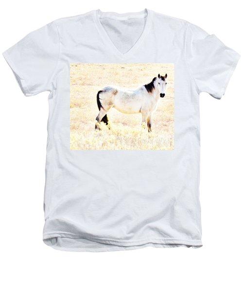 Looking Good Men's V-Neck T-Shirt