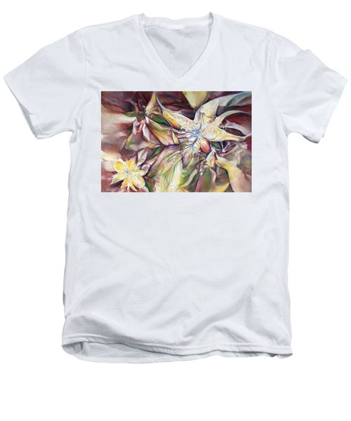 Lost Lilleys Men's V-Neck T-Shirt