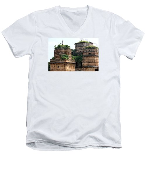 Lost Place In Central India Men's V-Neck T-Shirt