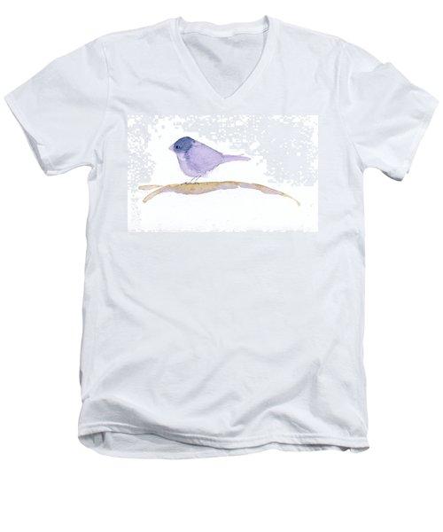 Love Is Patient Men's V-Neck T-Shirt