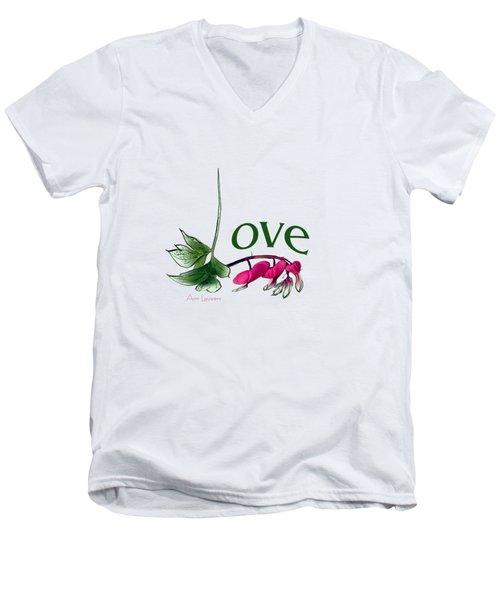 Love Shirt Men's V-Neck T-Shirt