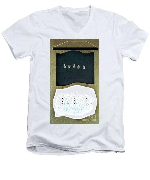 Love U Men's V-Neck T-Shirt
