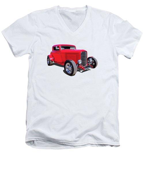 Low 32 Men's V-Neck T-Shirt