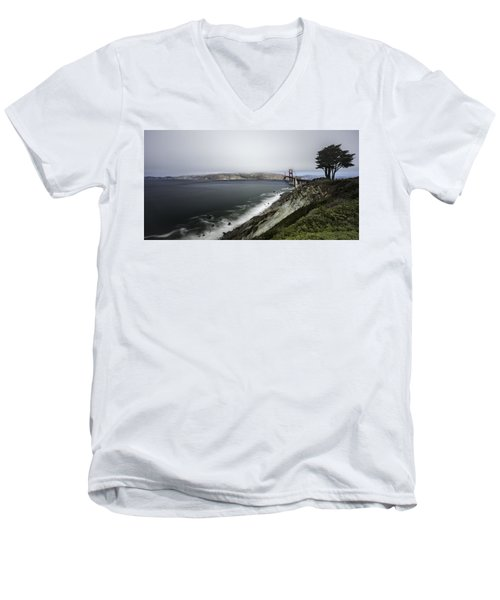 Low Cloud Men's V-Neck T-Shirt