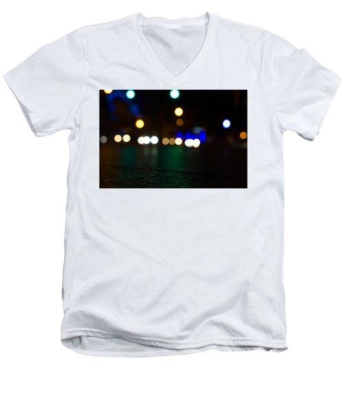 Low Profile Men's V-Neck T-Shirt