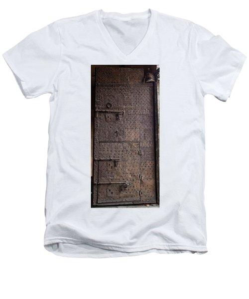 Lucca Portal Men's V-Neck T-Shirt