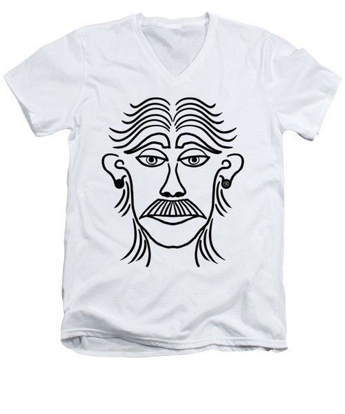 Luciano Men's V-Neck T-Shirt
