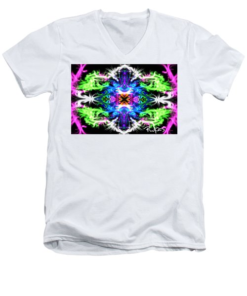 Lucky Charm Men's V-Neck T-Shirt