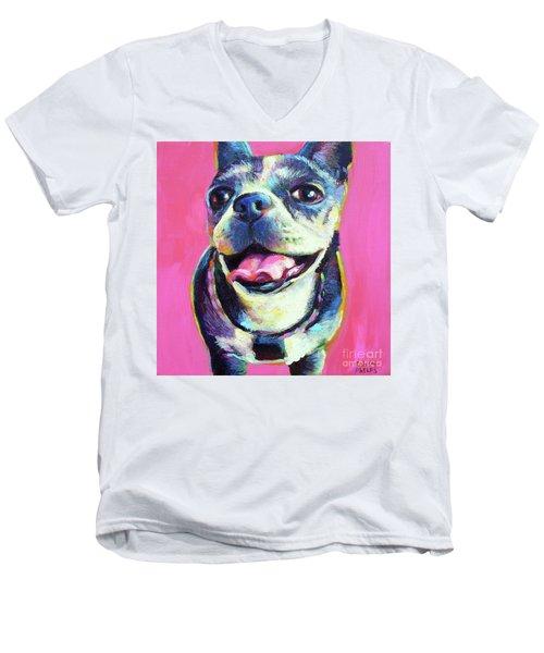 Lulu Men's V-Neck T-Shirt