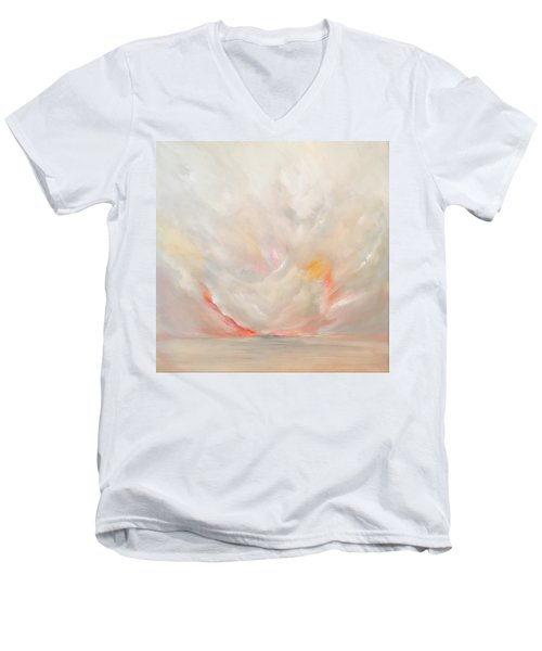Lyrical Men's V-Neck T-Shirt