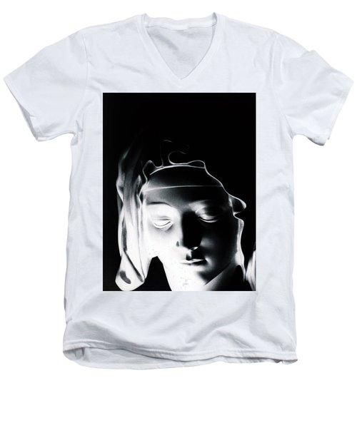 Madonna Men's V-Neck T-Shirt