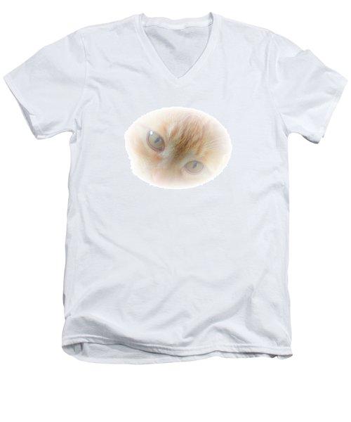 Magic Eyes Men's V-Neck T-Shirt