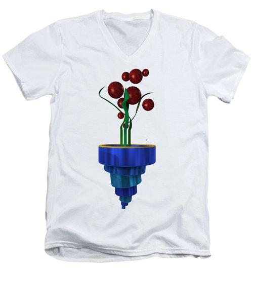 Magic Plant 1 Men's V-Neck T-Shirt