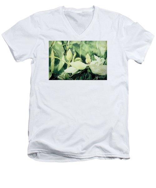 Magnolium Opus Men's V-Neck T-Shirt